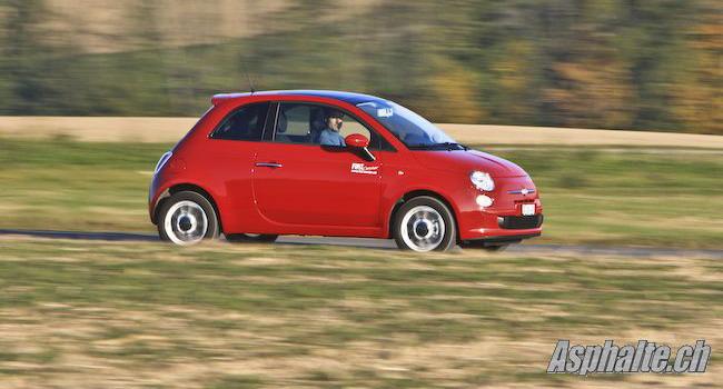 Essai Fiat 500: la renaissance d'un mythe