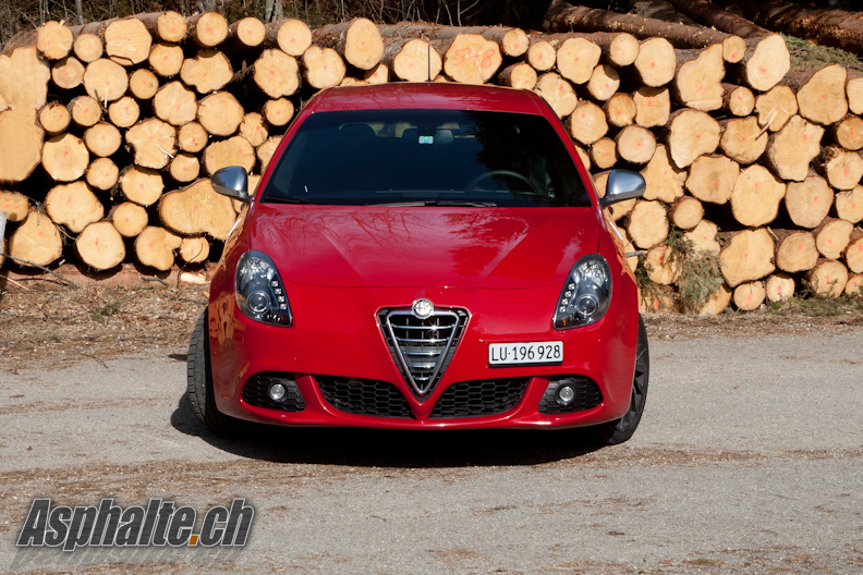 Essai Alfa Romeo Giulietta Quadrifoglio Verde S3 Killer ?