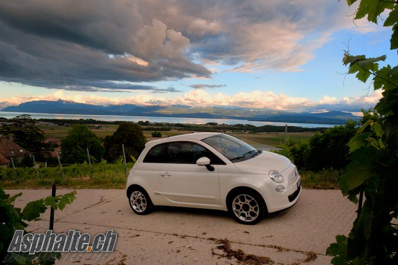 Essai Fiat 500 Twinair