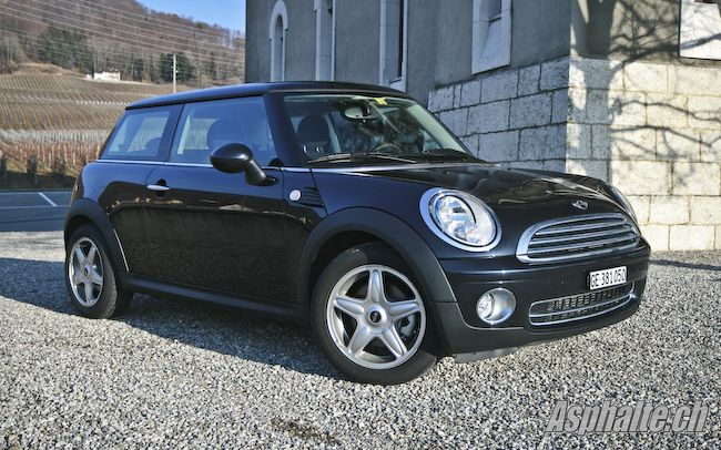essai comparatif mini cooper clubman cooper. Black Bedroom Furniture Sets. Home Design Ideas