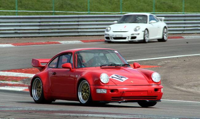 Essai Porsche 964 Rs N Gt