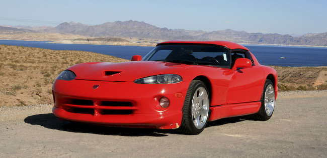 Essai Chrysler Viper RT/10: couleuvre ?