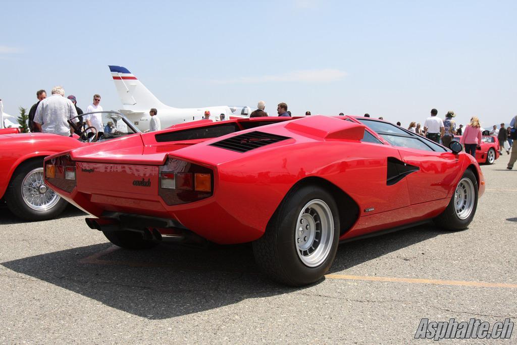 Pebble Beach 2008 Lamborghini