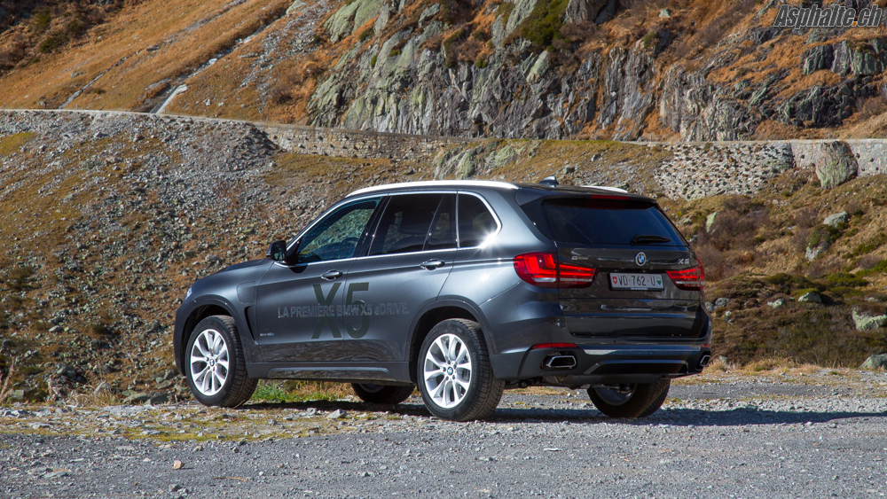 Essai BMW X5 xDrive40e Hybride