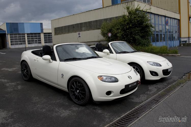 Essai Mazda MX-5 NC