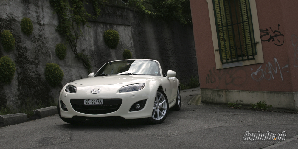 Essai Mazda MX-5 NC FL