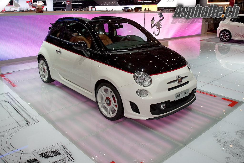 Abarth Archive Asphalte Ch