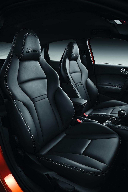 Audi a1 sportback for Interieur audi a1