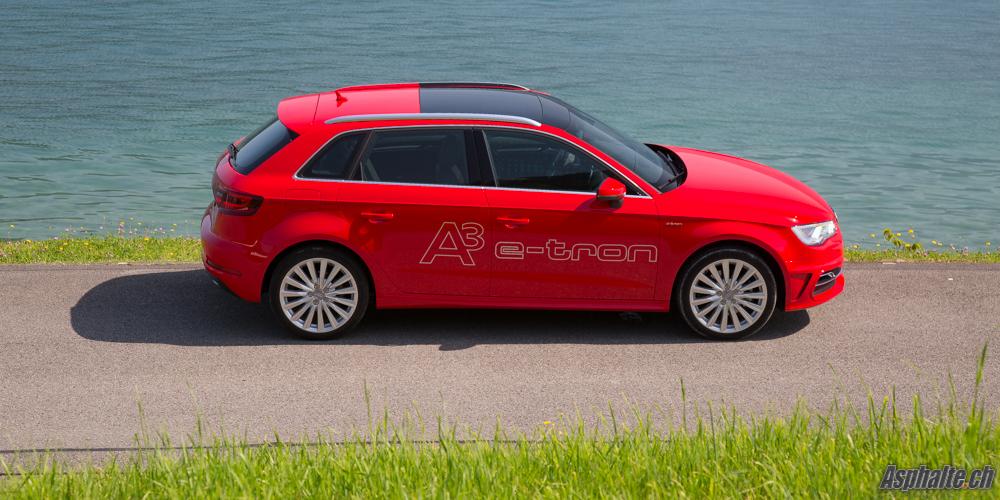 Essai Audi A3 Sportback e-tron