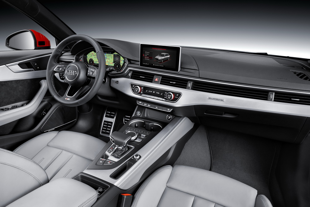 Audi a4 a4 avant b9 for Interieur d un couvent streaming