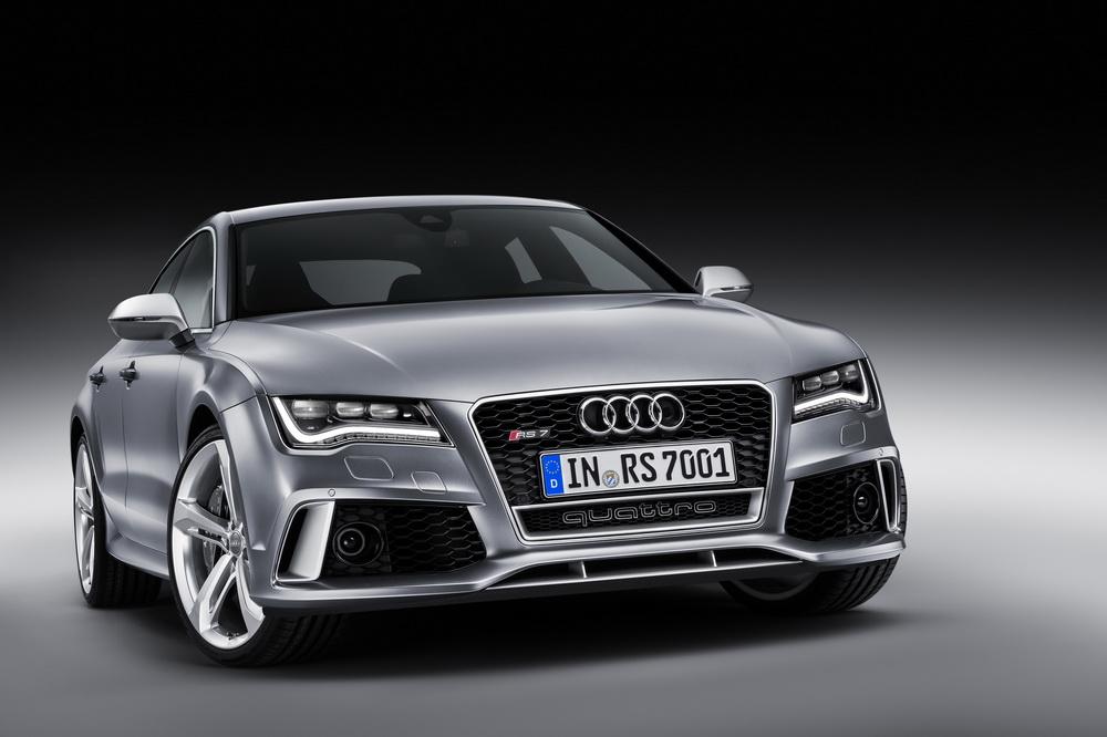 Detroit 2013 Audi Rs7 Sportback Auto News Asphalte