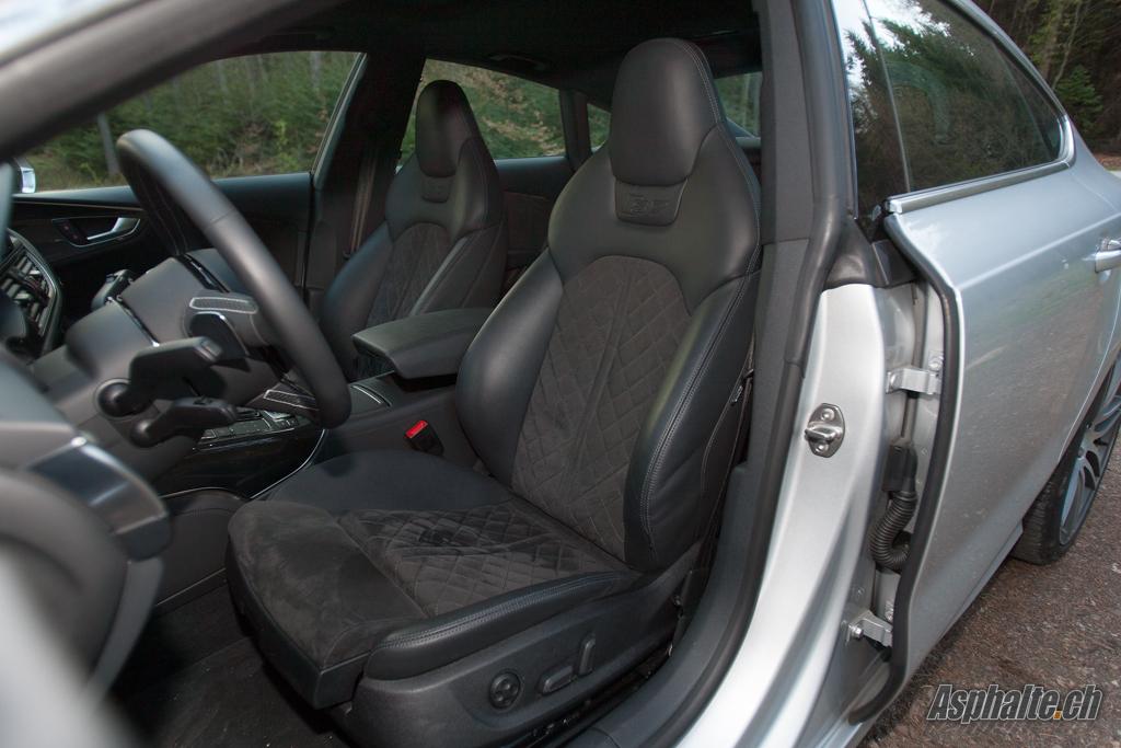 Audi S7 Sportback Intérieur