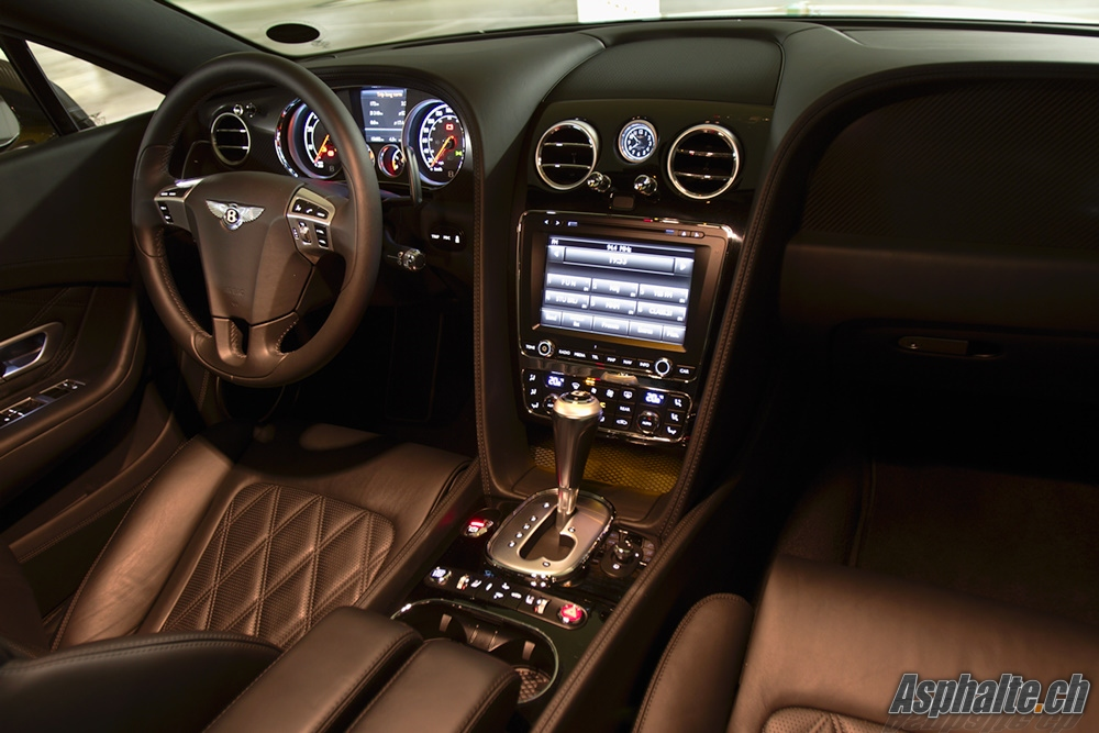Essai Bentley Continental GT Speed: continuité - Asphalte.ch