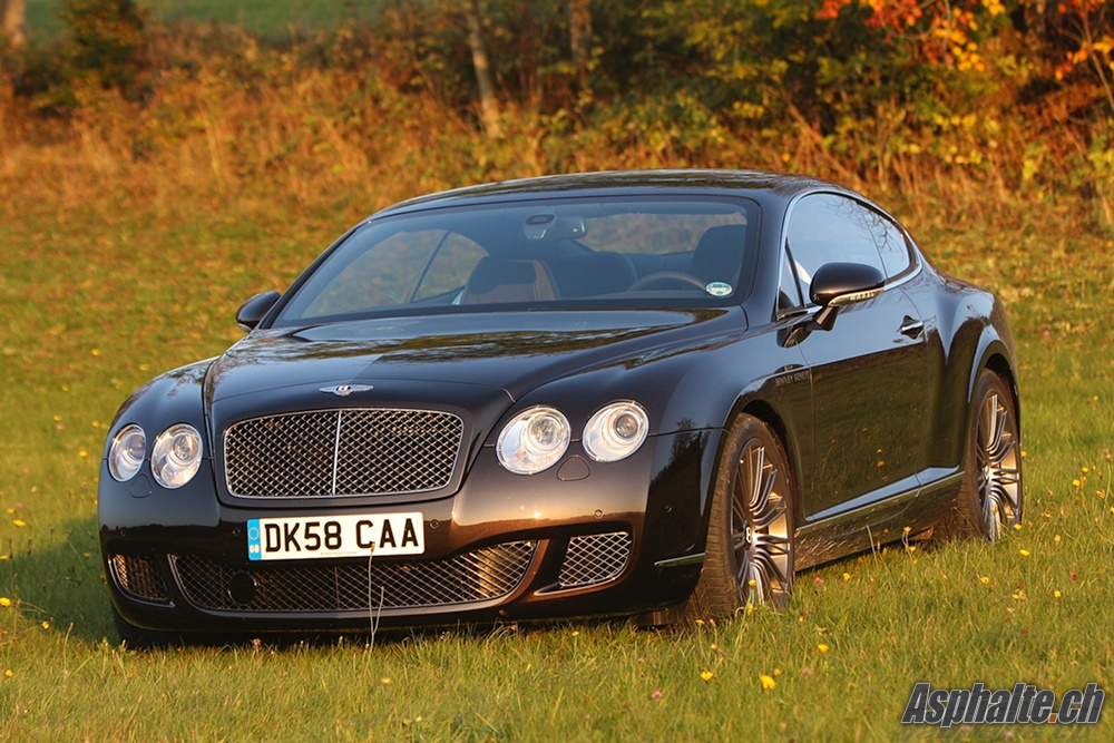 Bentley Continental Gt Speed MkI