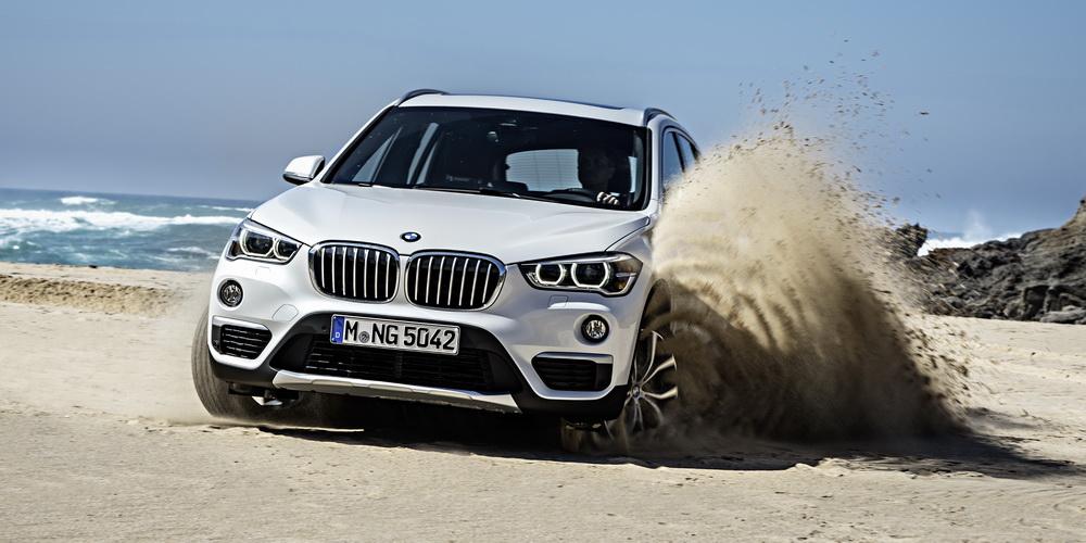 BMW X1 F48 2015