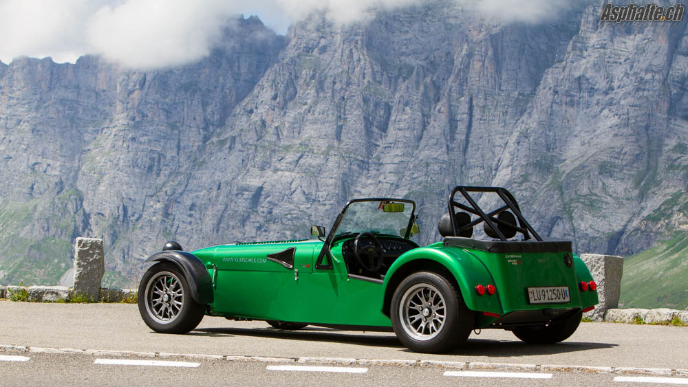 essai caterham seven 485r roadster radical. Black Bedroom Furniture Sets. Home Design Ideas