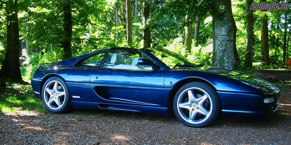 Ferrari 355 GTS F1 Nart Blue