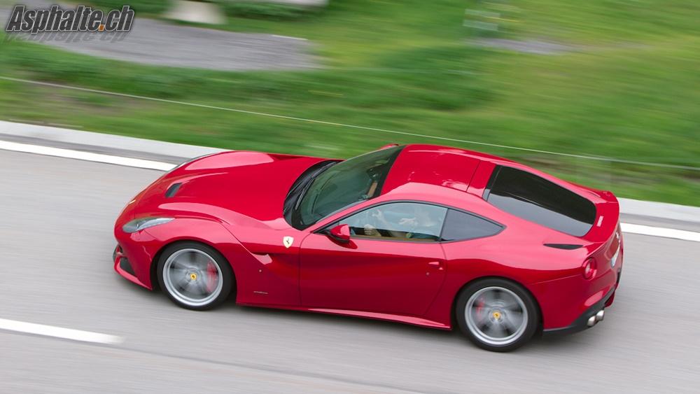 Road Test Ferrari F12 Berlinetta Page 7 Auto News