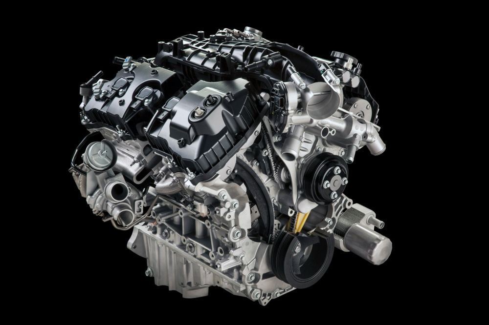 Detroit 2014  Ford F150