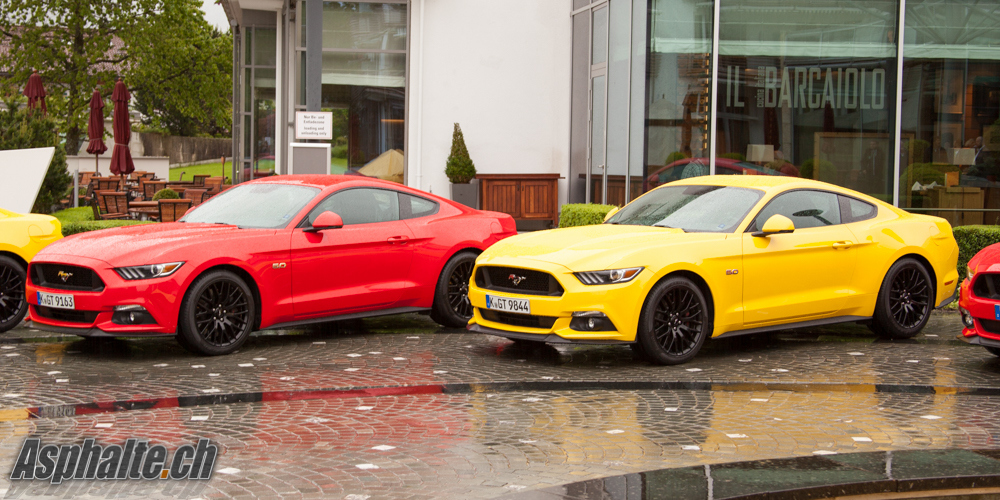 Essai Ford Mustang mkVI GT Ecoboost