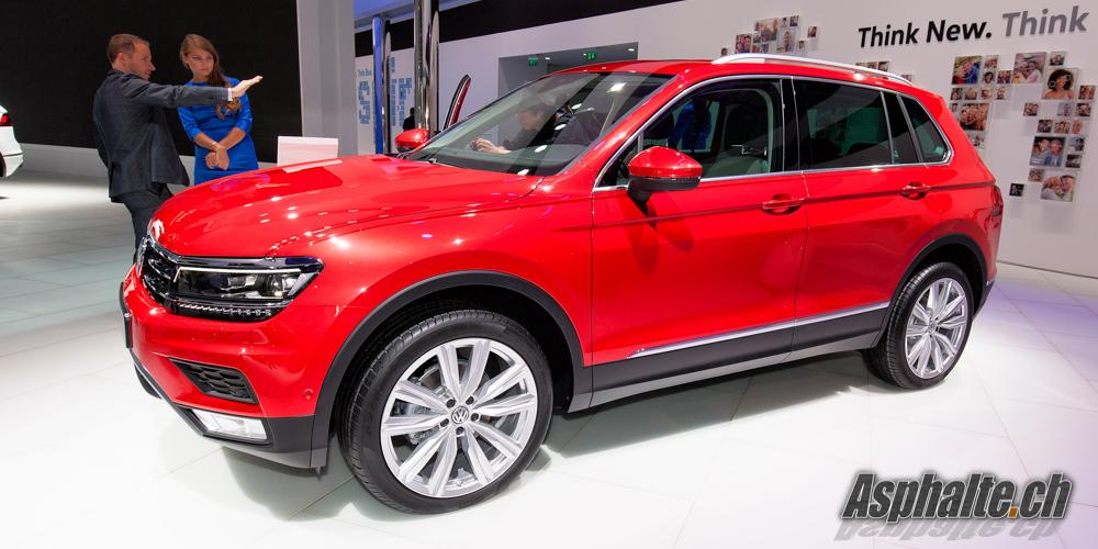 VW Tiguan 2ème génération