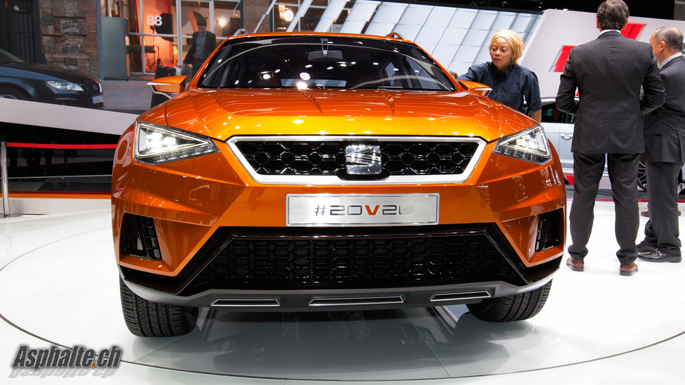 Gen ve 2015 seat 20v20 concept for Garage seat geneve