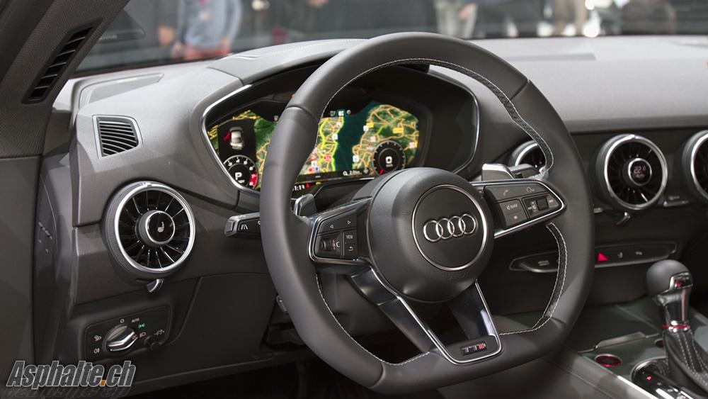 Gen 232 Ve 2014 Audi Tt Amp Tts Mk3 Asphalte Ch