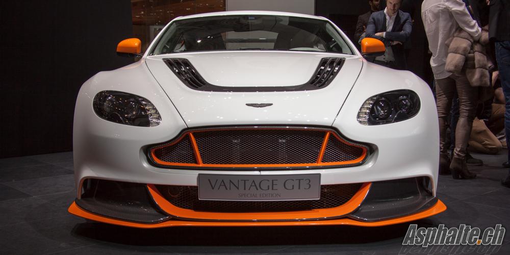 Aston Margin Vantage GT3 Special Edition