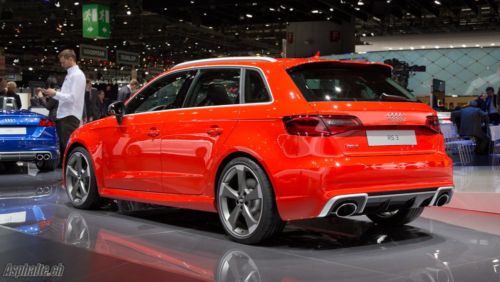 2016 Audi Rs3 Sportback Catalunya Red | 2017 - 2018 Best Cars Reviews
