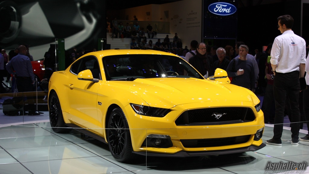 Ford Mustang GT mk6