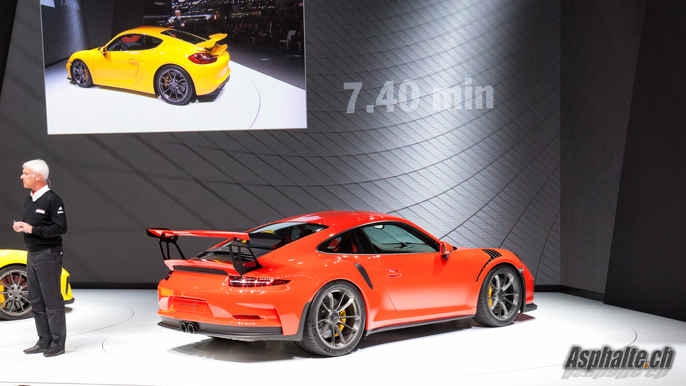 2015 Porsche 991 GT3 RS