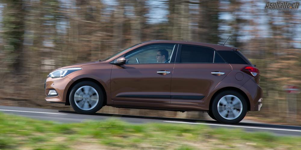 Essai Hyundai i20 1.4