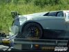 Crashed Lamborghini LP670-4 SV