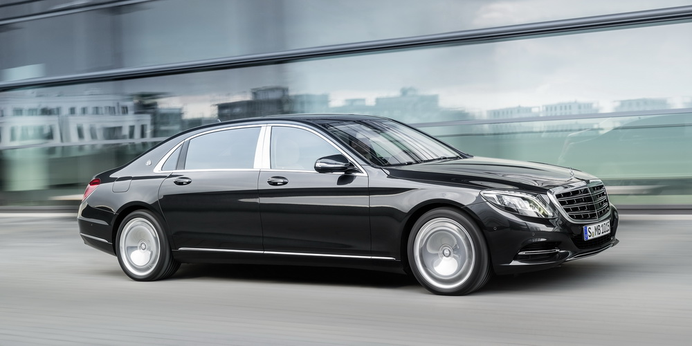 Mercedes Maybach  Fiche Technique