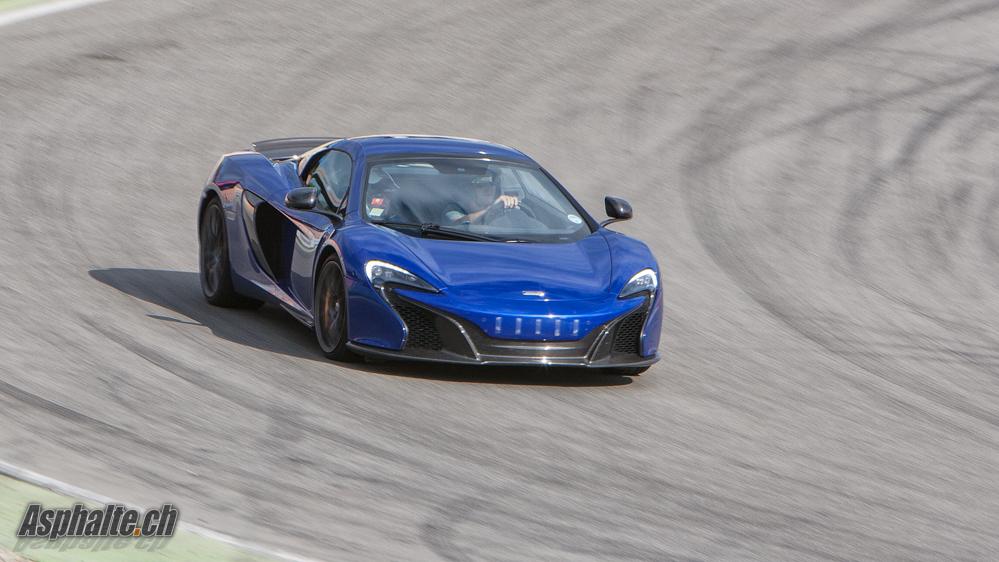 Essai McLaren 650S Spider