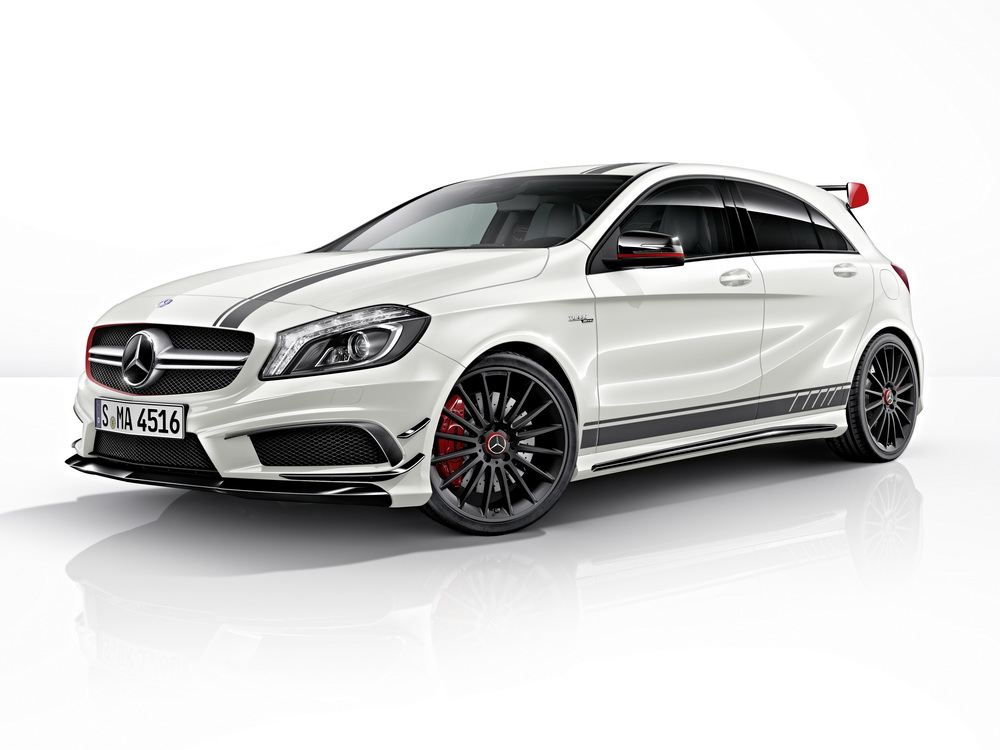 mercedes a45 amg auto news. Black Bedroom Furniture Sets. Home Design Ideas