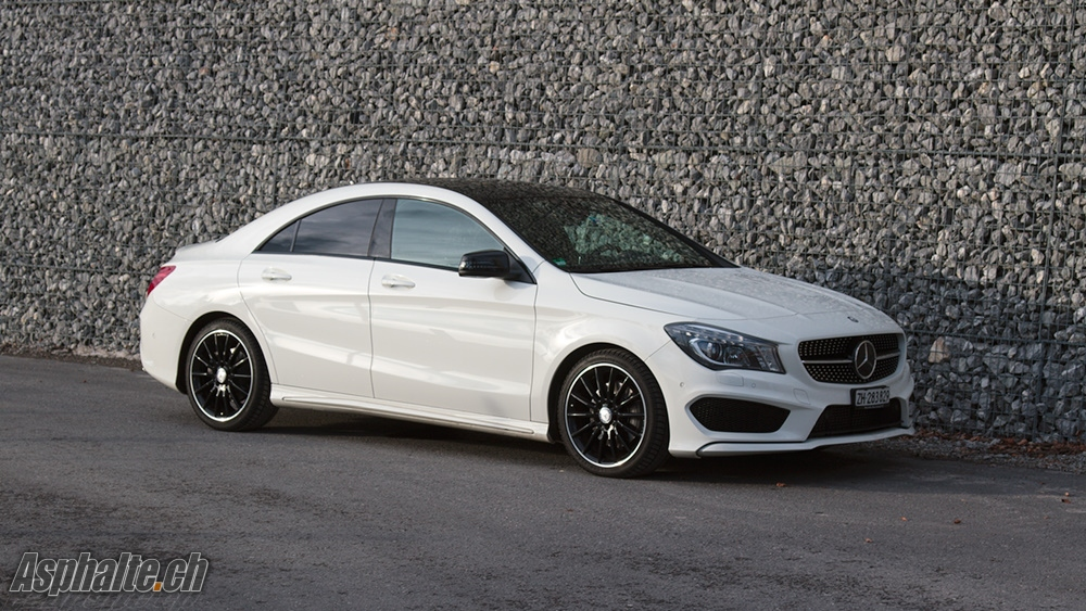 mercedes cla 250 amg coupe the image kid has it. Black Bedroom Furniture Sets. Home Design Ideas