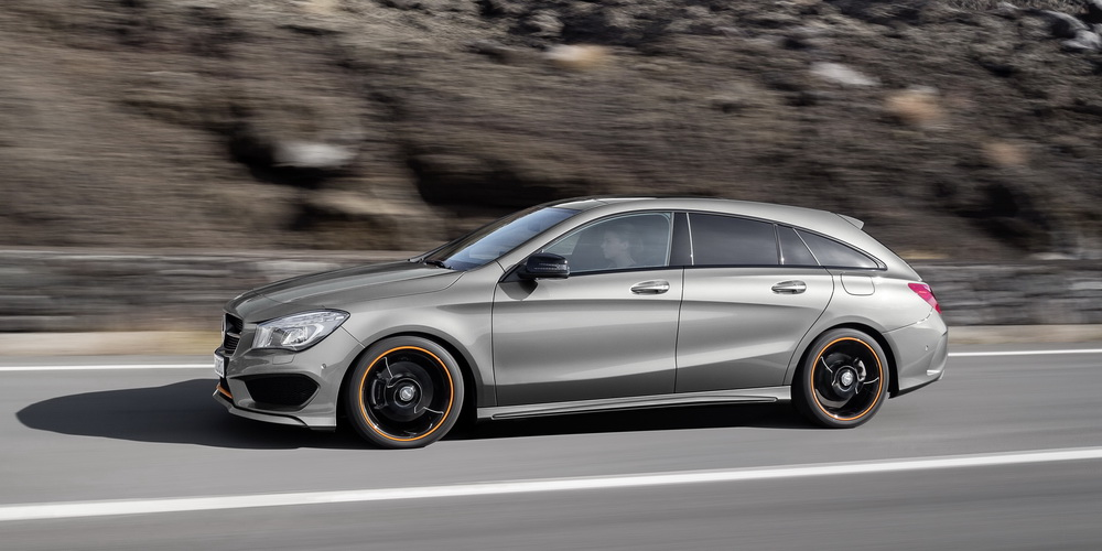 mercedes cla45 amg shooting brake. Black Bedroom Furniture Sets. Home Design Ideas