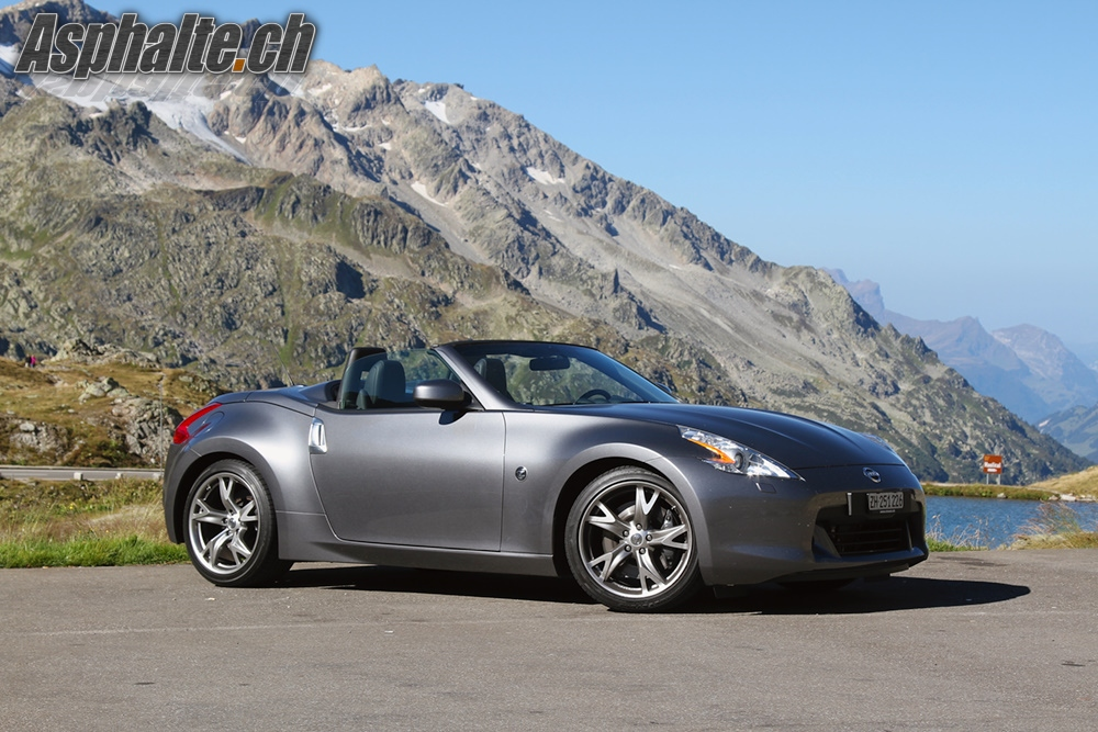 essai video nissan 370z cabriolet. Black Bedroom Furniture Sets. Home Design Ideas