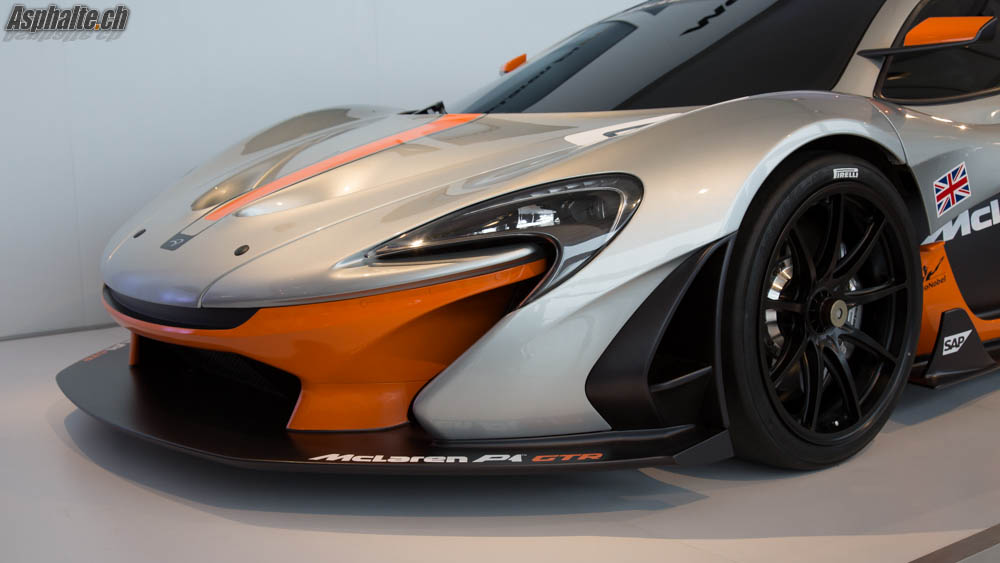 pebble beach 2014 mclaren p1 gtr. Black Bedroom Furniture Sets. Home Design Ideas