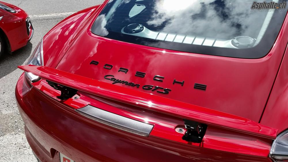 Essai Porsche Cayman GTS