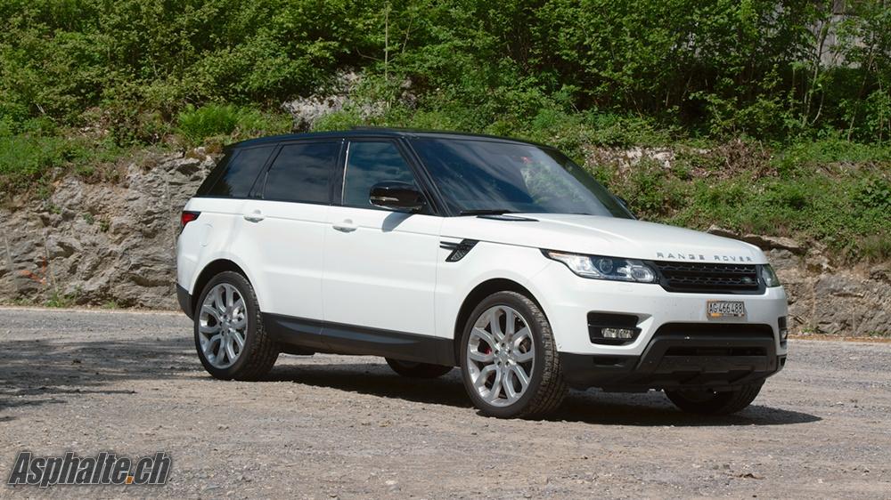 Essai Range Rover Sport Hse Sdv6 Page 4 Asphalte Ch
