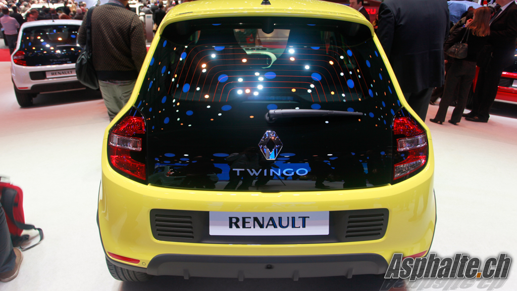 renault twingo forum view single post new twingo at 2014 geneva motor show. Black Bedroom Furniture Sets. Home Design Ideas