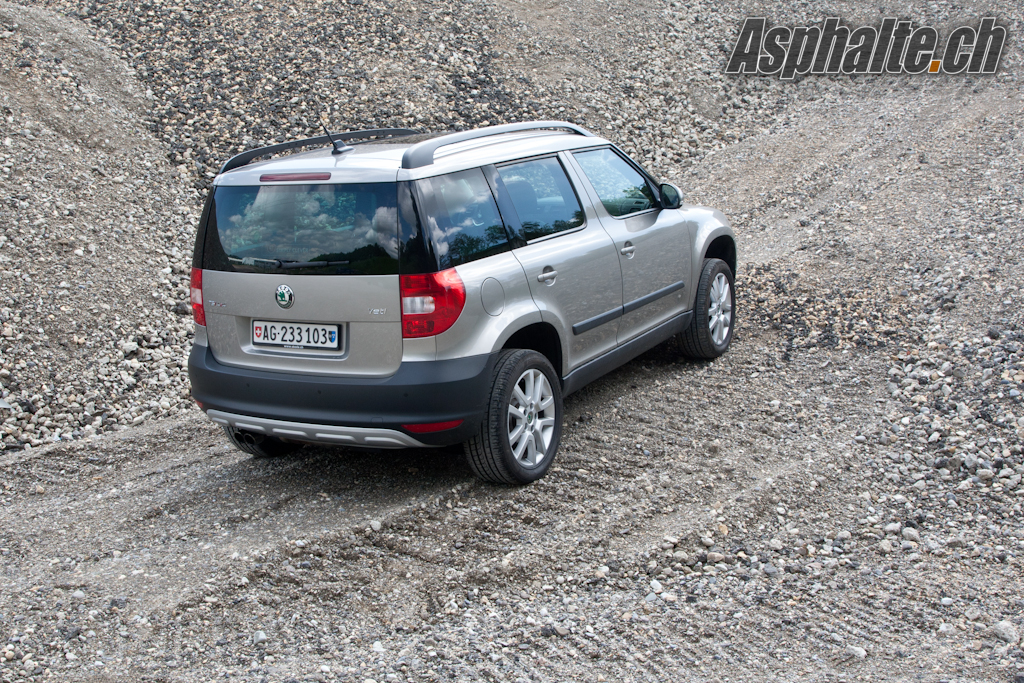 essai skoda yeti 1 8 tsi 4x4 pas si abominable que a page 3. Black Bedroom Furniture Sets. Home Design Ideas