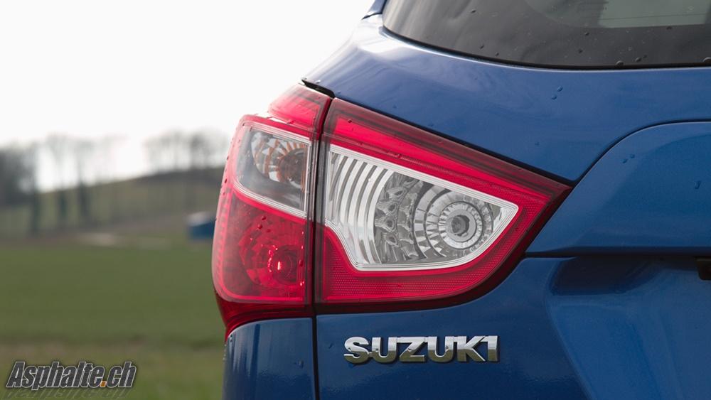 Suzuki SX4 S-Cross