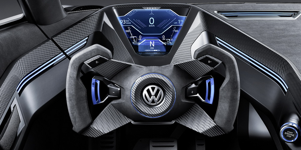 vw golf gte sport concept auto news. Black Bedroom Furniture Sets. Home Design Ideas