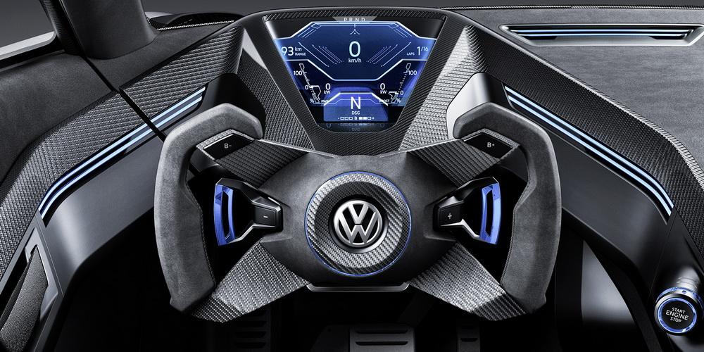 Vw Golf Gte Sport Concept Auto News Asphalte Ch
