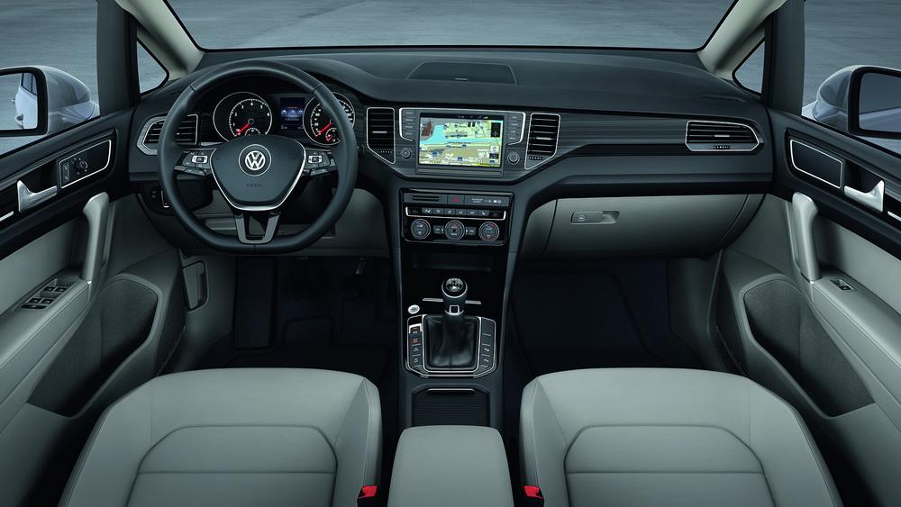 VW Golf VII Sportsvan