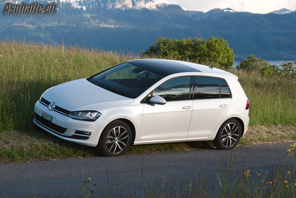 essai vw golf vii 1 4 tsi 140 blue motion. Black Bedroom Furniture Sets. Home Design Ideas
