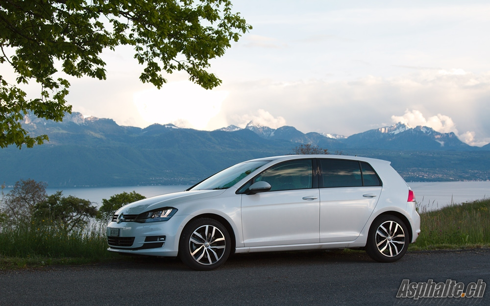 VW Golf VII TSI 140 High Line